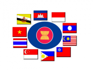 ASEAN-Flags
