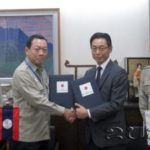 Japan Supports UXO Clearance Efforts in Laos