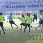 RHB Lao Junior Football Cup Kicked Off to Develop Youth's Football Skills