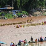 Luang Prabang Prepares for Annual Boat Racing Festival