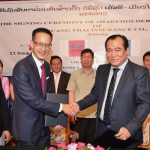 Lao-Thai Joint Venture Given Insurance Licence In Laos