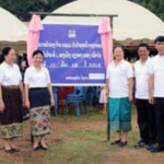 Three Villages in Borikhamxay Announced as Open-defecation Free