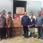 Govt Aid Flows to Flood Victims in Luang Prabang