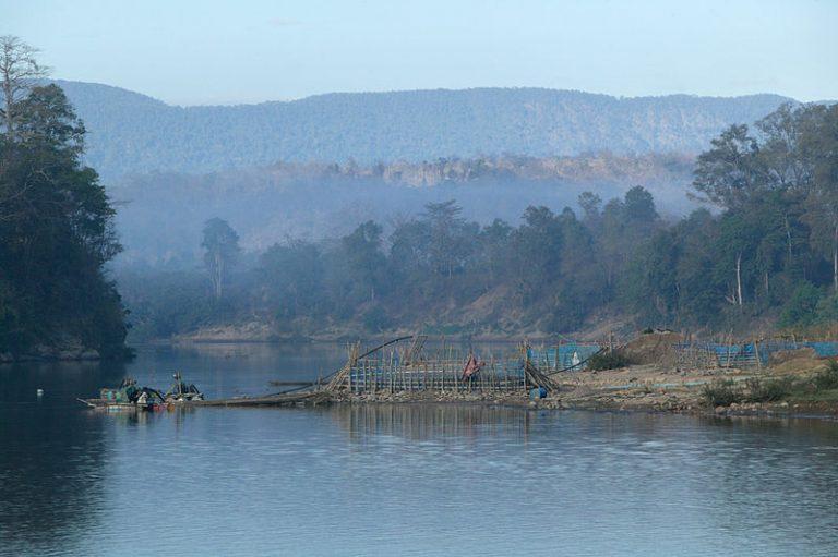 The_Sekong_River,_Sekong,_Lao_PDR