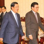 Laos, Cambodia Push To Ease Border Crossing After PMs Meet