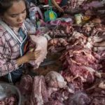 Food Prices Stable in Vientiane
