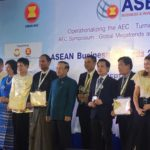Asean Business Awards 2016 Promote Enterprise Strength