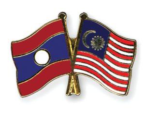 flag-pins-laos-malaysia