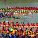 Festival Spirit Flows as Annual Regatta Rows into Luang Prabang