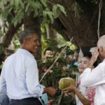In Laos, Obama Bashes Trump For Being An Isolationist