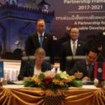 Laos , UN Endorse New Partnership Framework