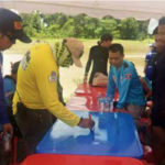 Vientiane Rescue Prepares for Boat Racing Festival