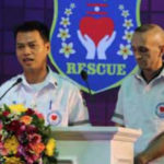Vientiane Rescue Passes on Prized Award to the People of Laos