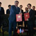 Laos, Kyrgyzstan Sign Visa Exemption for Diplomats