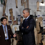 Obama Pays Tribute to Victims of U.S. Bombings During the 'Secret War' in Laos