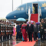 Vietnam PM is the Last ASEAN Minister to Land in Vientiane Capital
