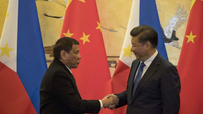Lao Senior Diplomat: Duterte's Visit to China Positive to Regional Situation