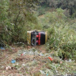 Four Die after Bus Falls Over Precipice in Luang Prabang