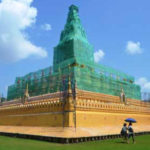 Renovation of That Luangstupa Almost Complete