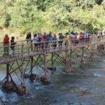 Footbridges Replaced in Luang Prabang to Allow River Crossings