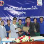 Laos, Vietnam Partner in Garment Skill Training