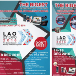First Lao ICT Expo to Be Held in Dec