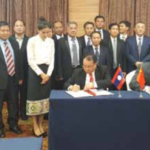 Laos, China Agree to Strengthen Border Security