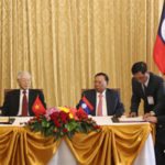 Laos, Vietnam Highly Value Time-honoured Ties, Sign Deals to Deepen Cooperation