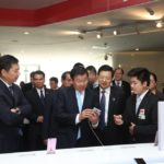 PM Thongloun Visits Huawei in Beijing, Discusses Partnership for ICT Development