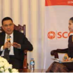 SCG Providing Scholarships for Vientiane and Khammuan Students