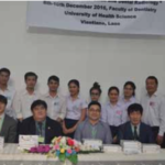 SNU-Lao Foundation Provides Dental Training to Students
