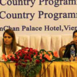 Ministry Reviews UNFPA Country Programme