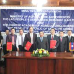 Laos, China Cooperate in Agricultural Science
