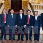 Vietnam's PM Asks Lao, Vietnamese News Agencies to Foster Links