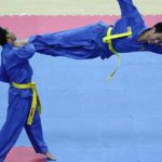 Laos Claims Gold, Bronze at Asian Vovinam Championships