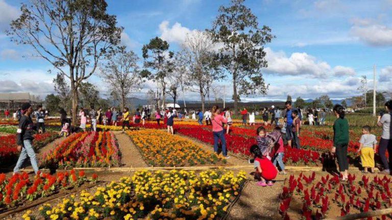 Mon Ta Champa Lao Gardens Opens At Bolaven Plateau