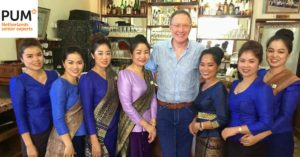PUM helps businesses in Laos