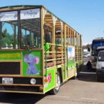Vientiane Sightseeing Bus Hits the Road