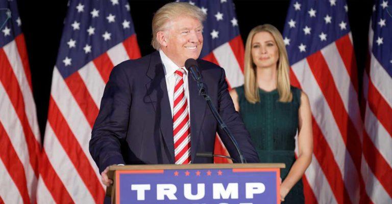Trump and Laos