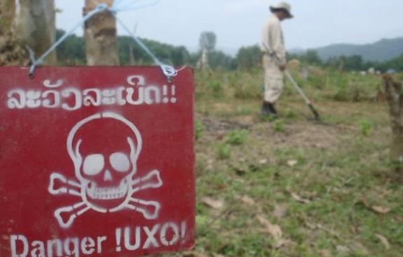 Laos-China Railway Uxo Clearance