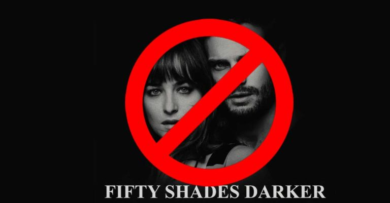Fifty Shades Darker Banned in Laos