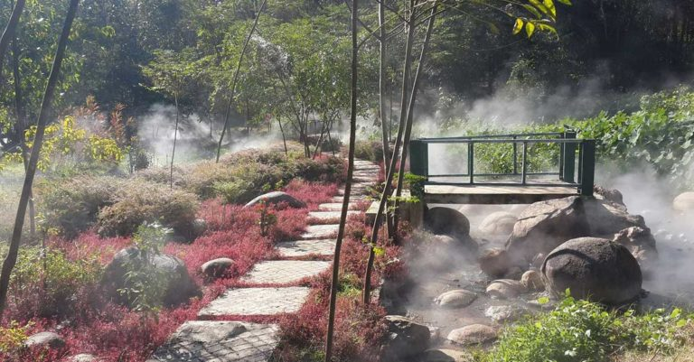 Hot Springs of Hiem, Huaphan