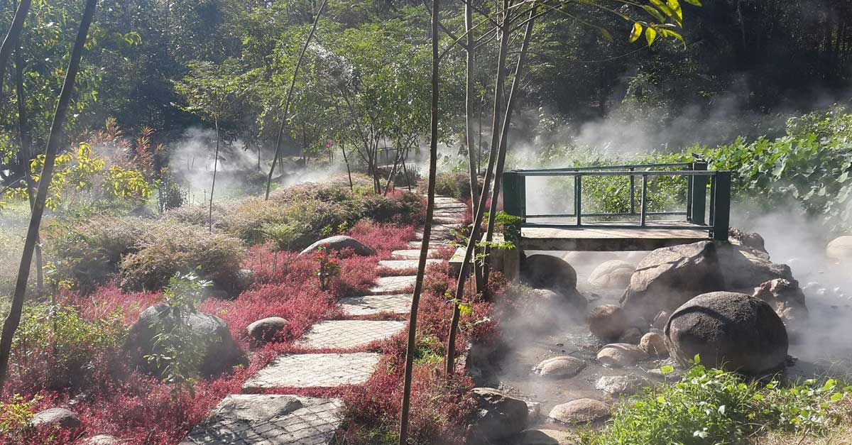 Bo Nam Hiem: The Largest Hot Springs in Laos